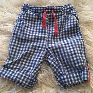 Mini Boden gingham pants